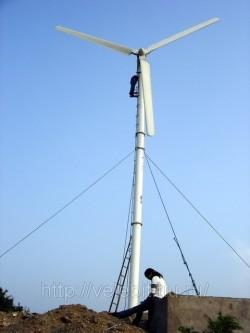 Ветрогенератор 20 кВт